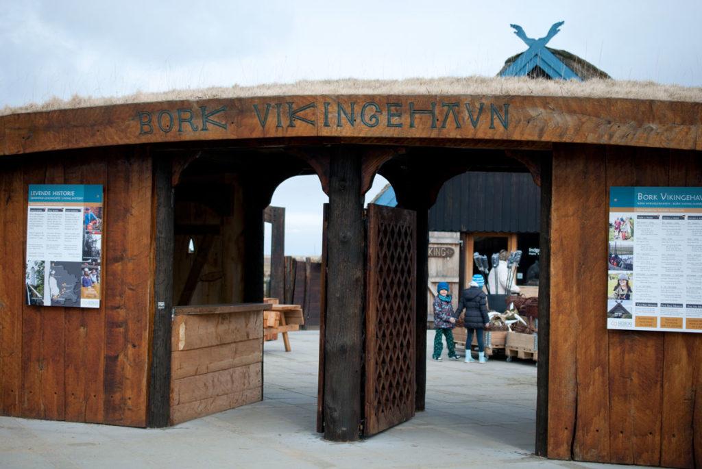 Bork Wikingerhaven Wikingermuseum