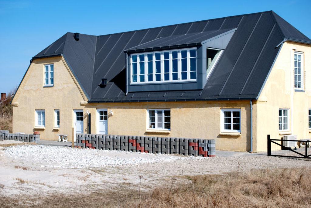 ferienhaus groß hvide sande dänemark
