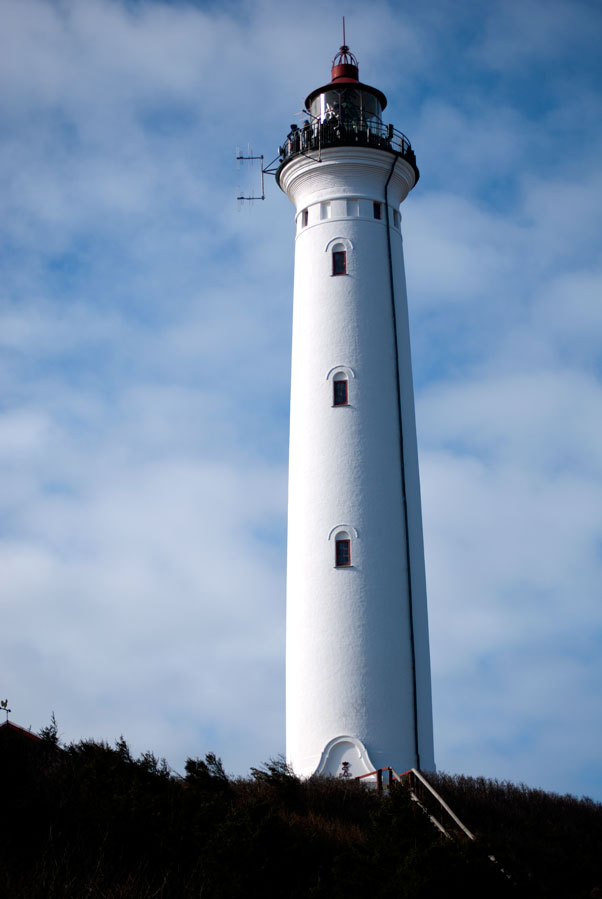 leuchtturm hvide sande