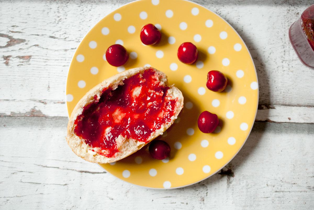Marmelade aus Süßkirschen selber machen