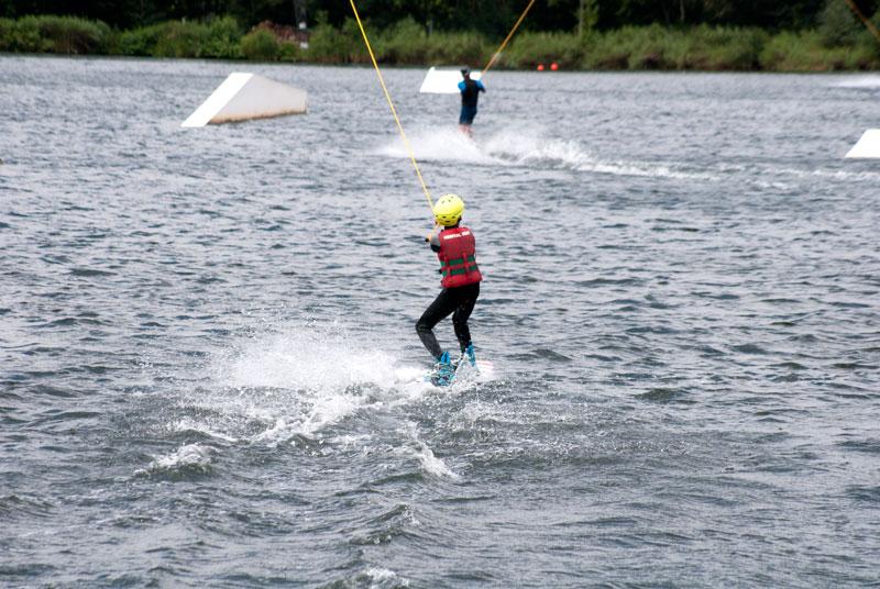 Wasserski am Alfsee