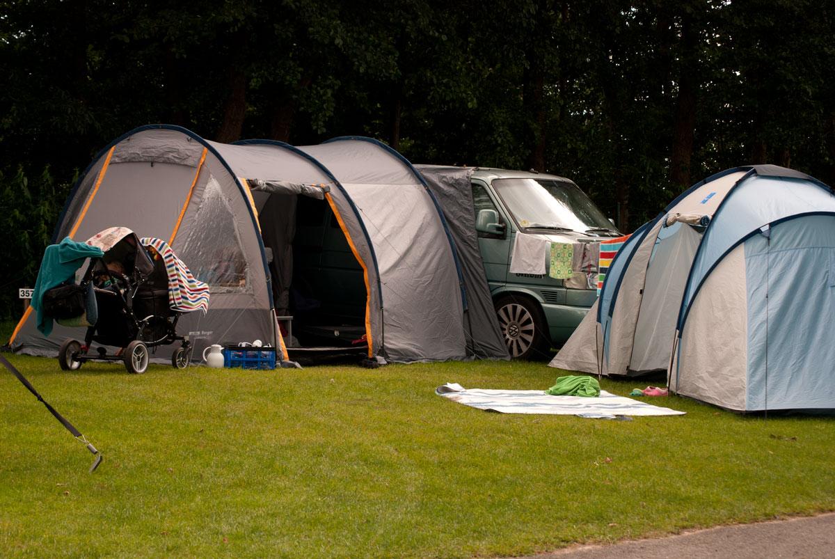 Camping am Alfsee bei Osnabrück