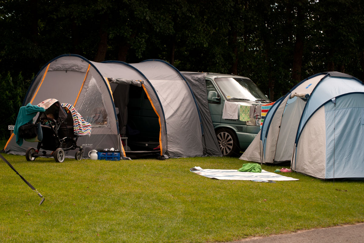 Camping mit Kindern am Alfsee