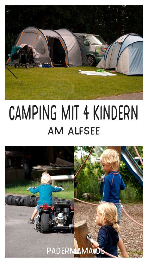 camping mit kindern am alfsee NRW