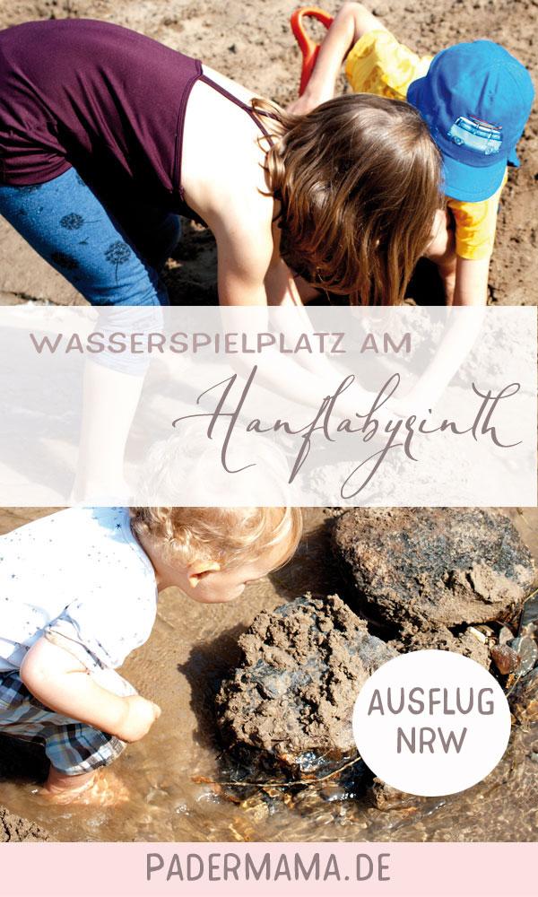 wasserspielplatz am hanflabyrinth