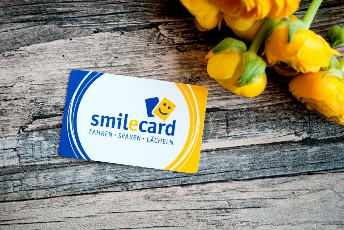 busfahren in paderborn mit der smilecard