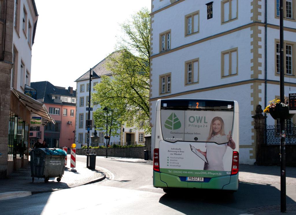 busfahren in paderborn