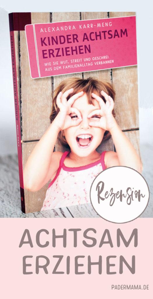 Rezension - Kinder achtsam erziehen 7