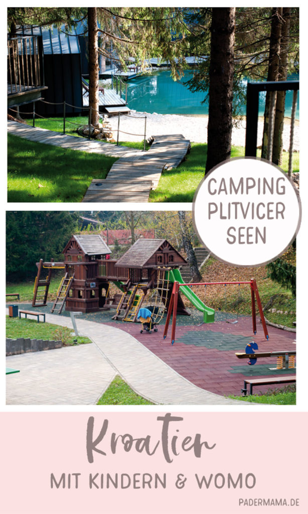 Plitvicer Seen - mit dem Wohnmobil und Kindern durch Kroatien 16