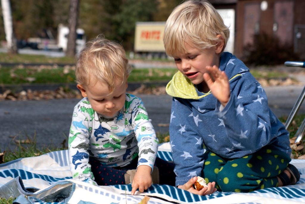 wohnmobiltour mit kindern