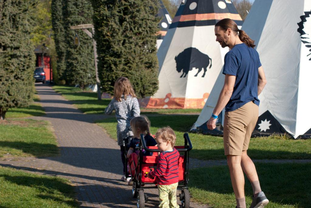 Kurzurlaub Holland für Familien - Freizeitpark Slagharen 3