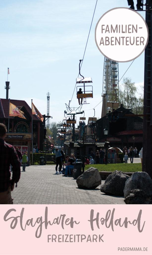 Kurzurlaub Holland für Familien - Freizeitpark Slagharen 4