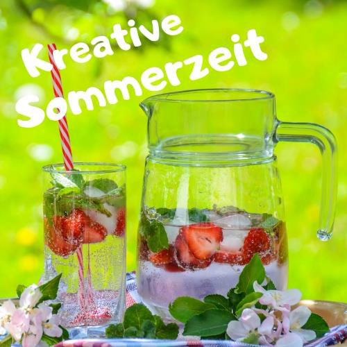 Kreative Sommerzeit Mai-Juli 2019