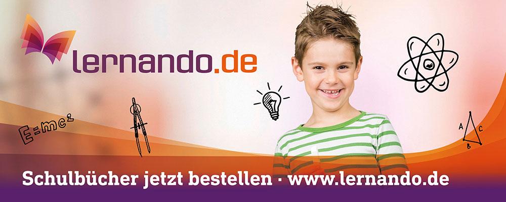 Anzeige - Vorbereitung auf die Schule mit Lernando.de 5
