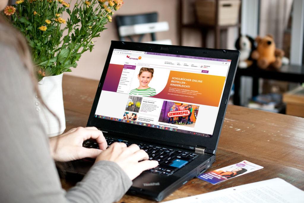 Schulbücher online bei Lernando.de bestellen