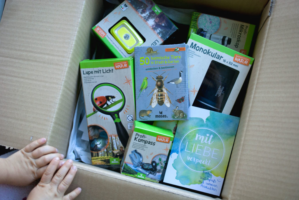 unboxing moses. verlag