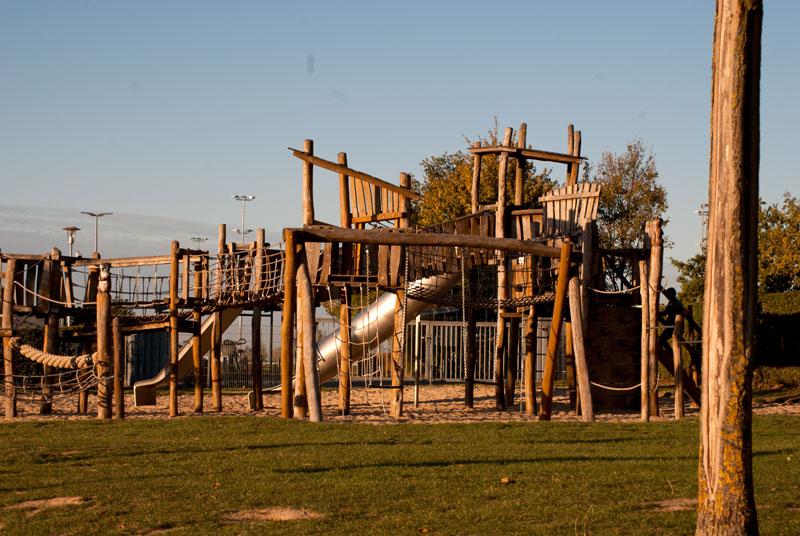 Ahorn Sportpark Spielplatz
