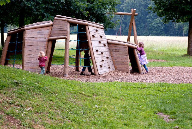 Spielplatz Haxtergrund Paderborn
