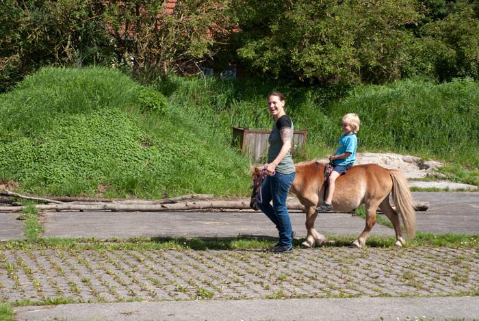 Bauernhof mit Nordsee Familienurlaub