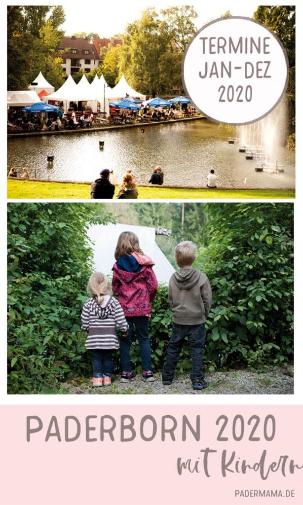 veranstaltungen für Familien in Paderborn und Umgebung