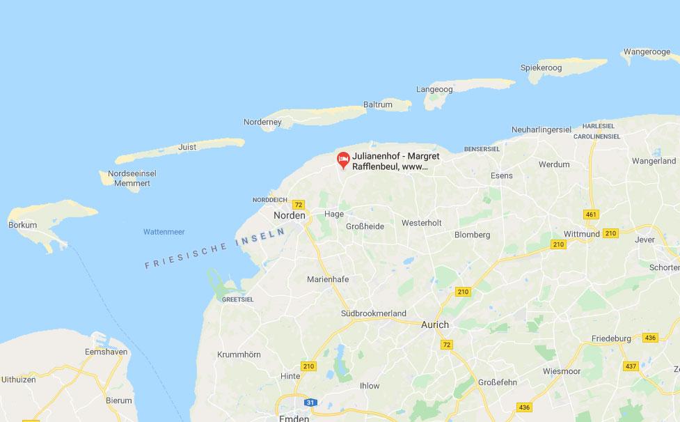 Nordsee mit Bauernhof - der perfekte Familienurlaub 2