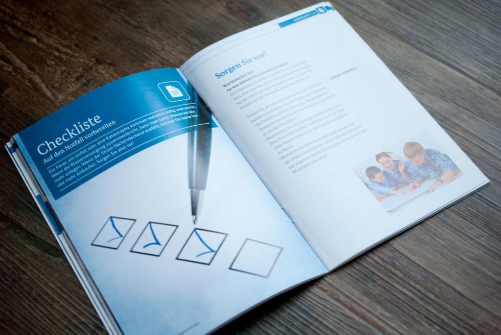 checkliste katastrophenschutz