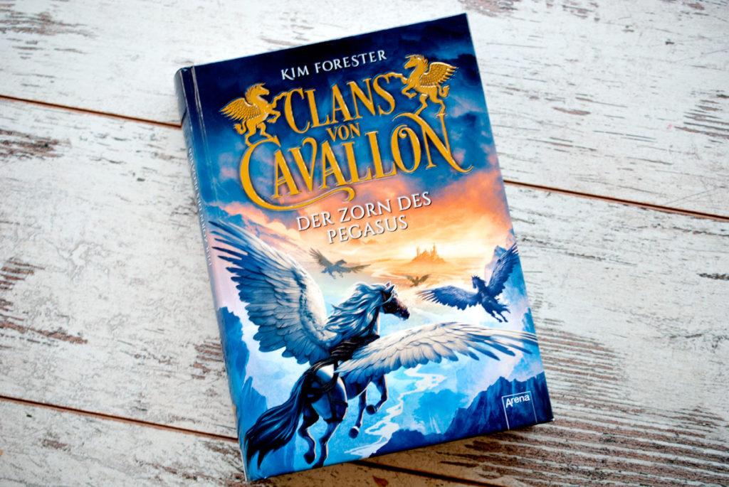 fantasy für kinder - clans von cavallon