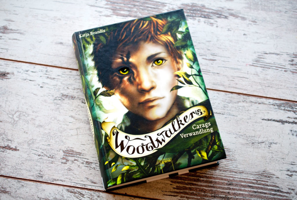 fantasy für kinder - woodwalkers buchrezension