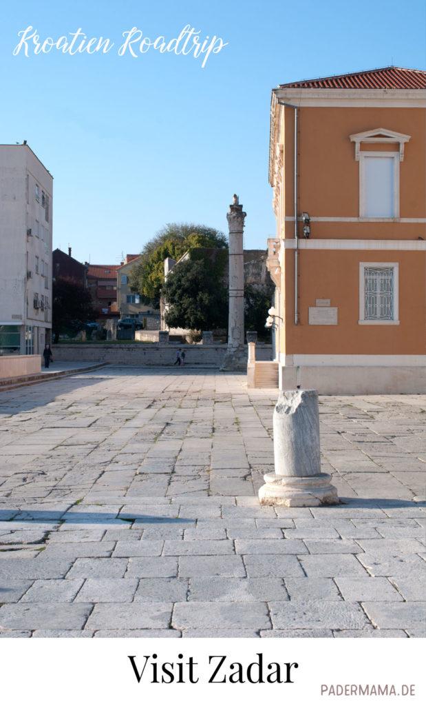 Innenstadt Zadar