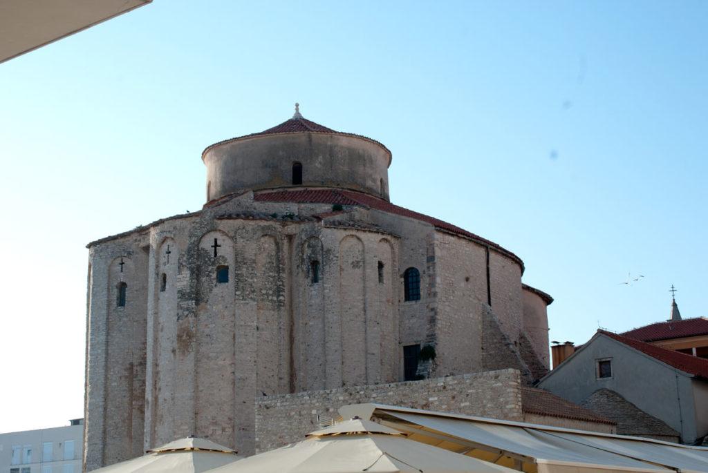 St. Donatus Rundkirche Zadar