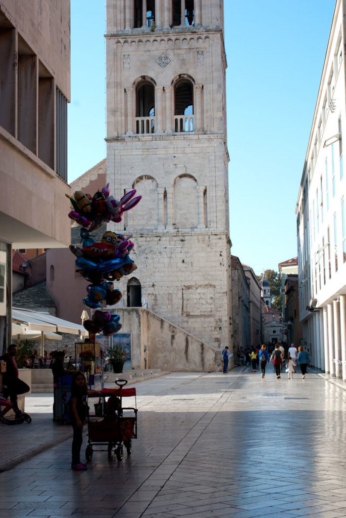 Kroatien-Roadtrip: Sehenswürdigkeiten in Zadar 3
