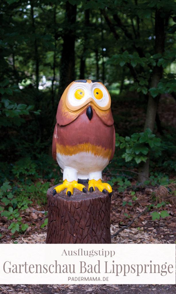 Urlaub zuhause: Familienausflug in die Gartenschau Bad Lippspringe 5