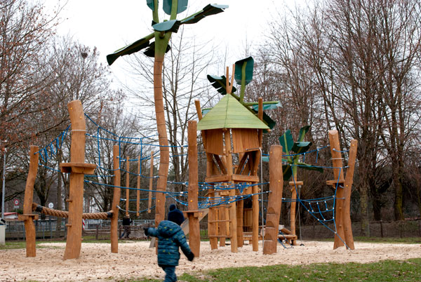 Der beste Spielplatz in Paderborn? Hier sind 8, die deine Kinder kennen wollen! 7